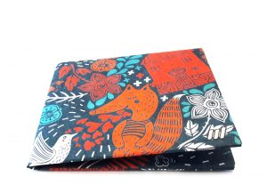 New Foxes Tyvek® Slim Wallet